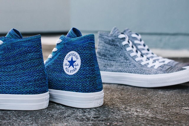 Converse All Star x Nike Flyknit