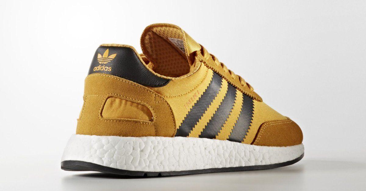 adidas Iniki Runner 'Tactile Yellow'