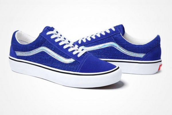 vans royal blue
