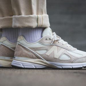 The Stussy x New Balance 990v4