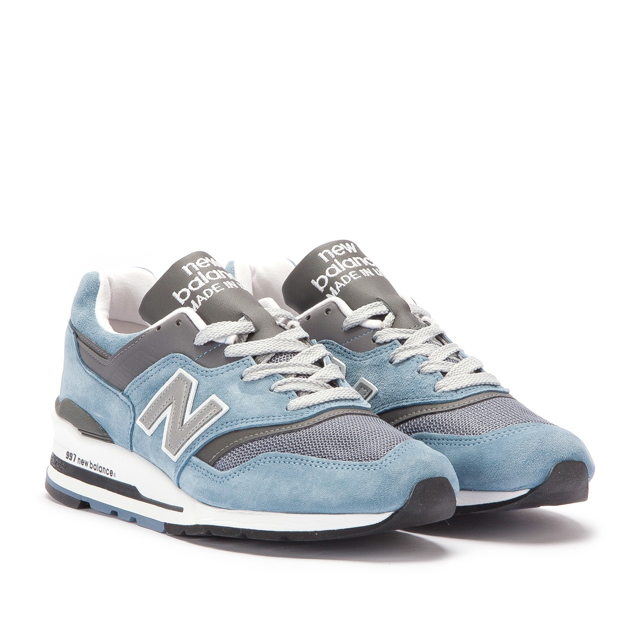 competitive price f5b74 2c66d New Balance M 997 CSP Made in USA (Blue / Grey)