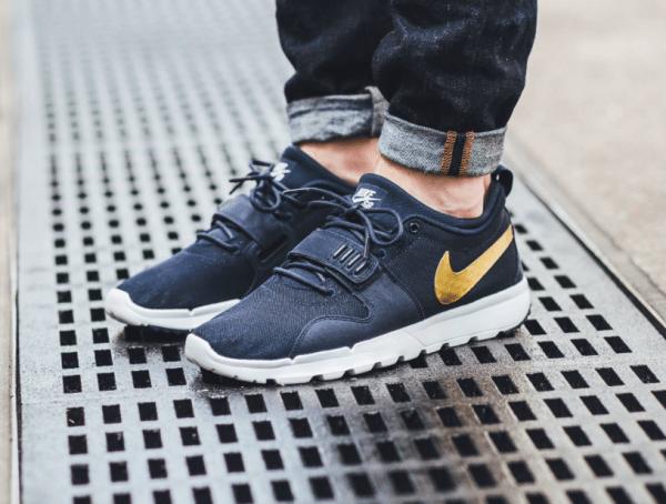 Nike-SB-Trainerendor Metallic Gold