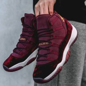 Air Jordan 11 Retro RL GG Heiress 'Red Velvet'