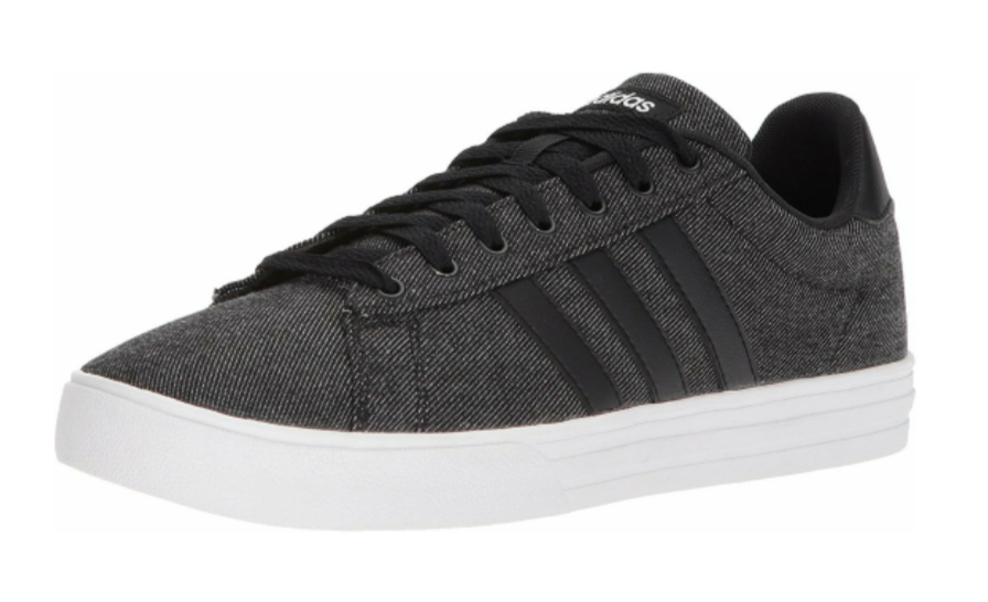 Adidas Originals Men's Daily 2.0 Black/Black/White
