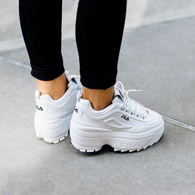 online te koop 2020 betaalbare prijs Fila Disruptor II wedge wmn | Sneakerando - The Sneakers Shop