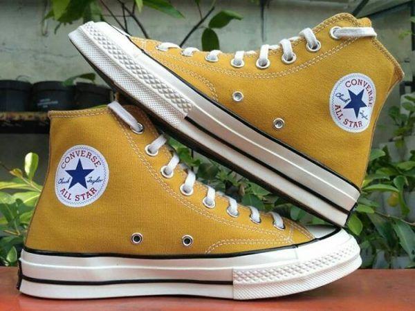 Converse -Chuck Taylor- 70s sunflower
