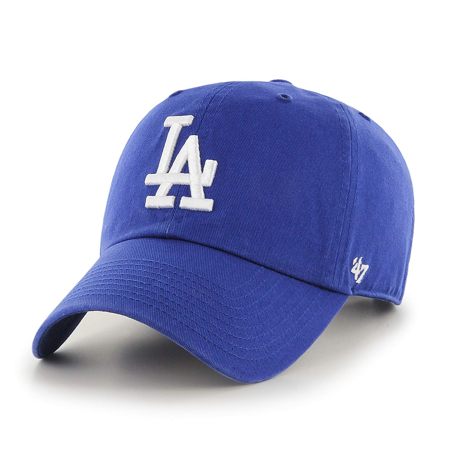 Women's '47 Clean Up La Dodgers Baseball Cap - Blue