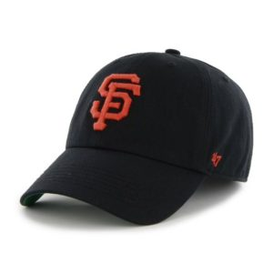 San Francisco Giants Franchise Black 47 Brand Hat