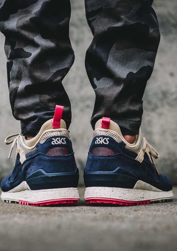 Asics Gel Lyte III MT 'India Ink'