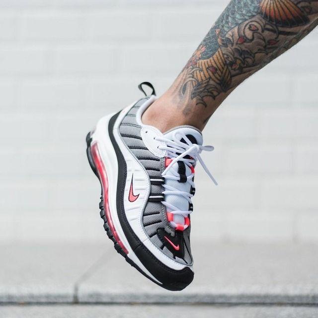 Nike WMNS Air Max 98 Solar Red
