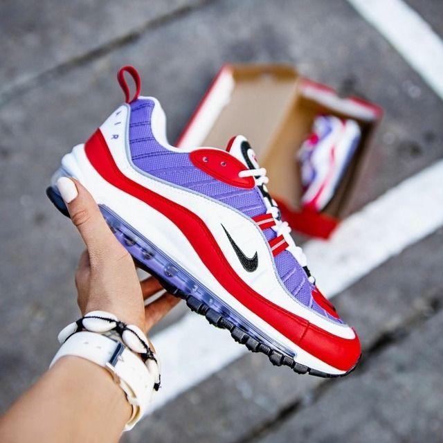 Nike Air Max 98 Psychic Purple