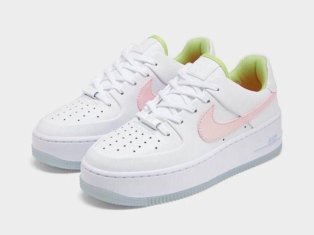 Nike Air Force 1 Sage Pink Quartz